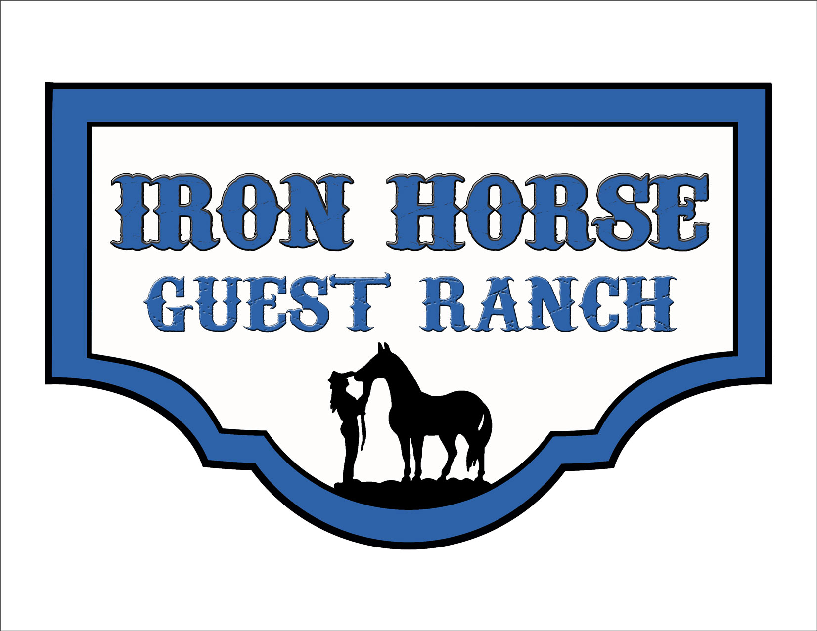 Iron Horse Guest Ranch Logo